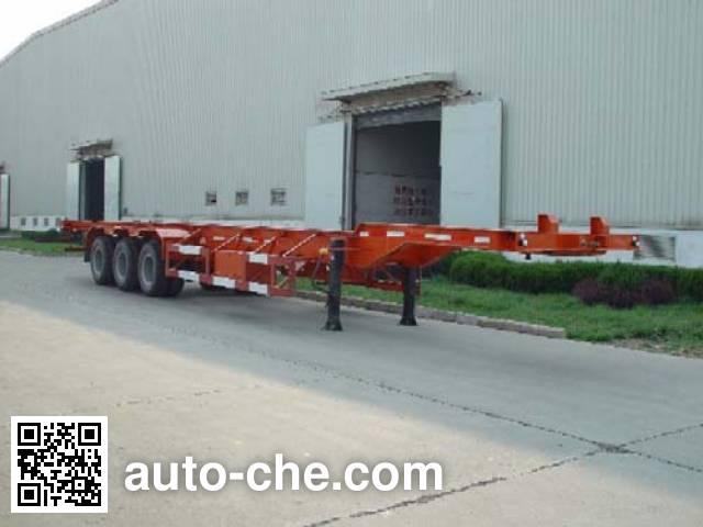 JAC Yangtian CXQ9390TJZJ container carrier vehicle