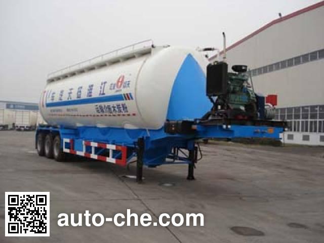 江淮扬天牌CXQ9320GFL粉粒物料运输半挂车