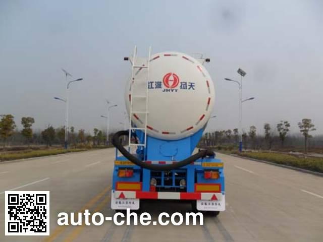 JAC Yangtian CXQ9400GFLL medium density bulk powder transport trailer