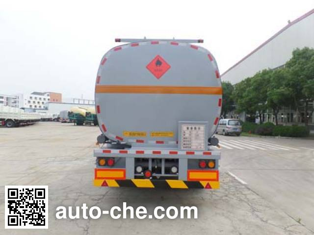 JAC Yangtian CXQ9400GLY liquid asphalt transport tank trailer