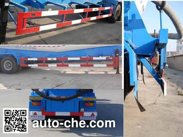JAC Yangtian CXQ9401GFL bulk powder trailer