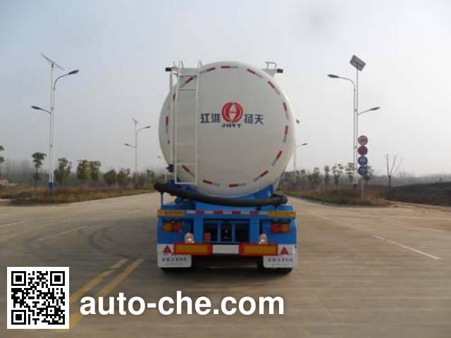 JAC Yangtian CXQ9401GFLA low-density bulk powder transport trailer