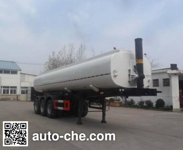 JAC Yangtian CXQ9401GFLF medium density bulk powder transport trailer