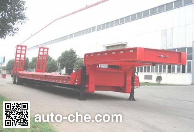 江淮扬天牌CXQ9401TDPA低平板半挂车