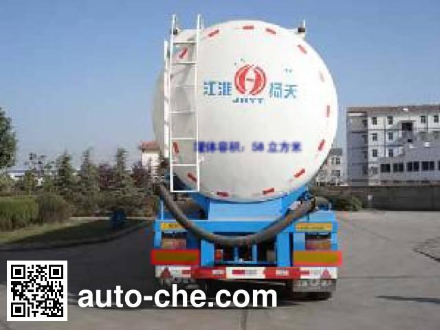 JAC Yangtian CXQ9402GFL bulk powder trailer