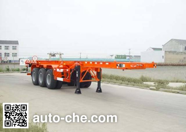 JAC Yangtian CXQ9402TJZG container carrier vehicle