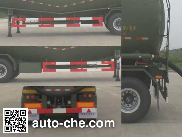 JAC Yangtian CXQ9403GFLB low-density bulk powder transport trailer