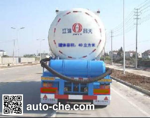 JAC Yangtian CXQ9403GSN bulk cement trailer