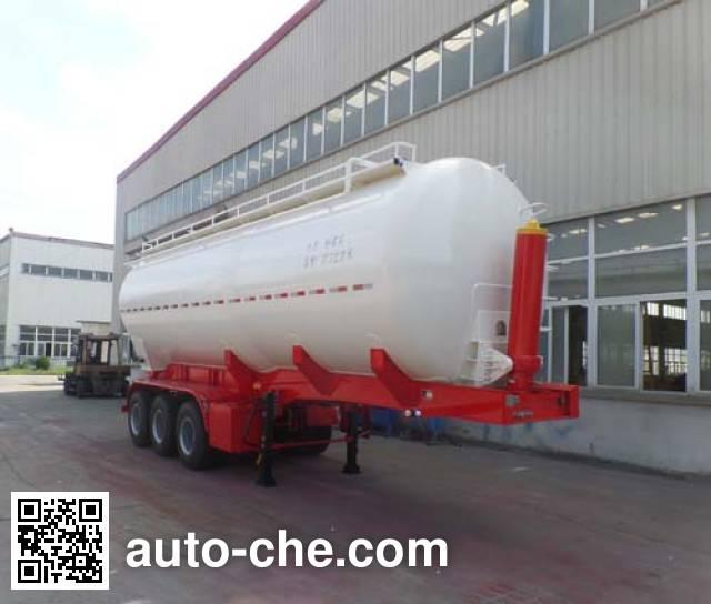 JAC Yangtian CXQ9404GFLB medium density bulk powder transport trailer