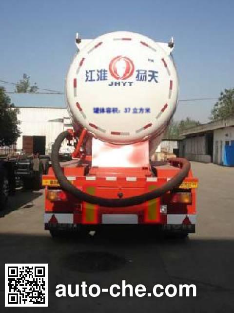 JAC Yangtian CXQ9406GFL bulk powder trailer