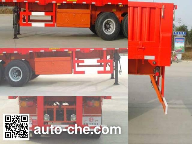 JAC Yangtian CXQ9407 trailer