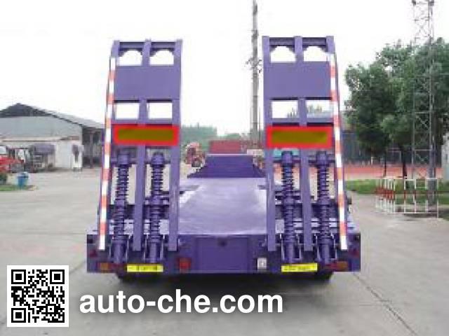 江淮扬天牌CXQ9408TDP低平板半挂车