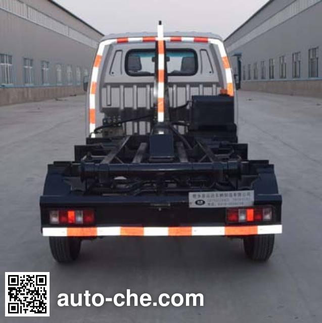 永康牌CXY5020ZXXG5车厢可卸式垃圾车