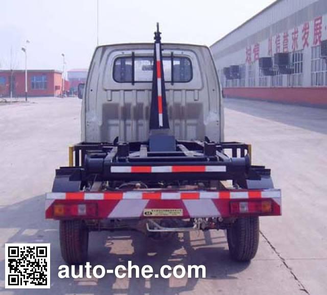 永康牌CXY5021ZXX车厢可卸式垃圾车