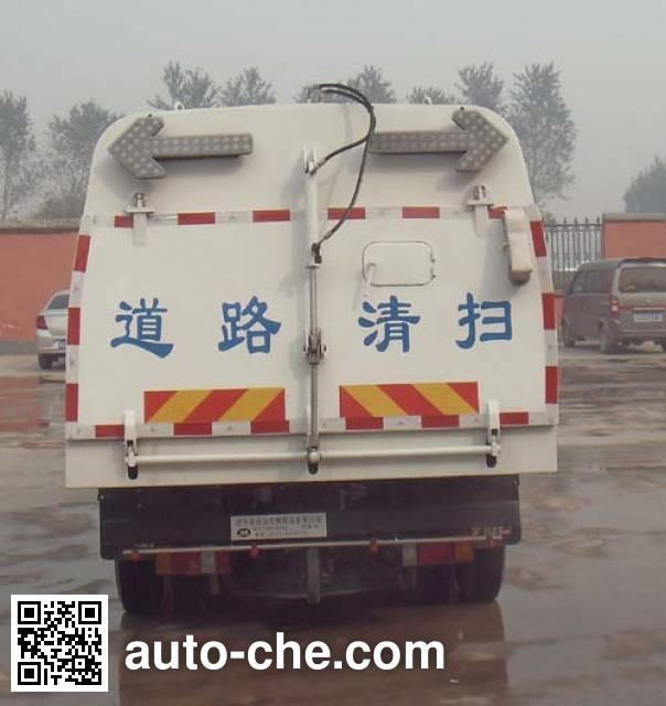Yongkang CXY5063TSLG4 street sweeper truck