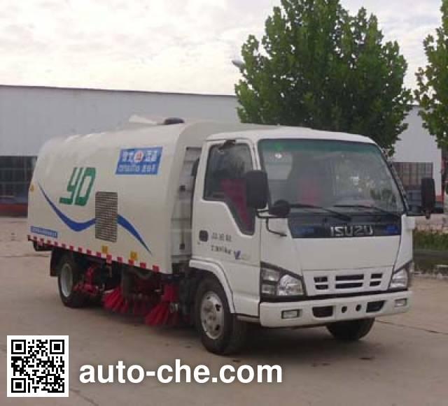 永康牌CXY5070TXSG4洗扫车