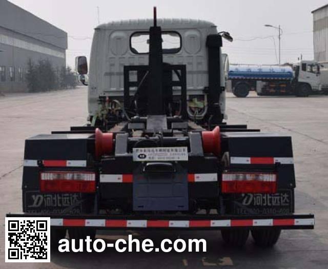 永康牌CXY5070ZXXG5车厢可卸式垃圾车