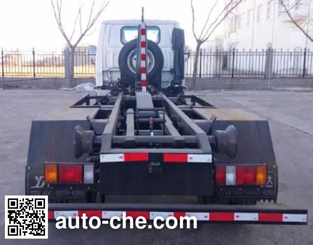 永康牌CXY5071ZXX车厢可卸式垃圾车