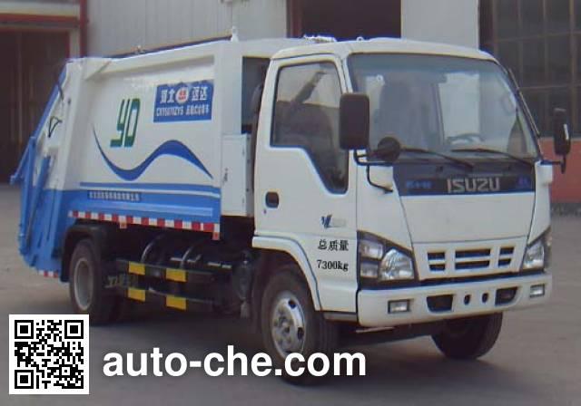 Yongkang CXY5071ZYSG5 garbage compactor truck