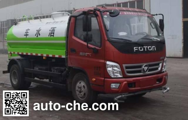 Yongkang CXY5080GSSG6 sprinkler machine (water tank truck)