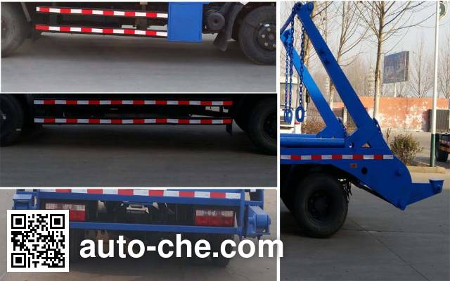 Yongkang CXY5080ZBS skip loader truck