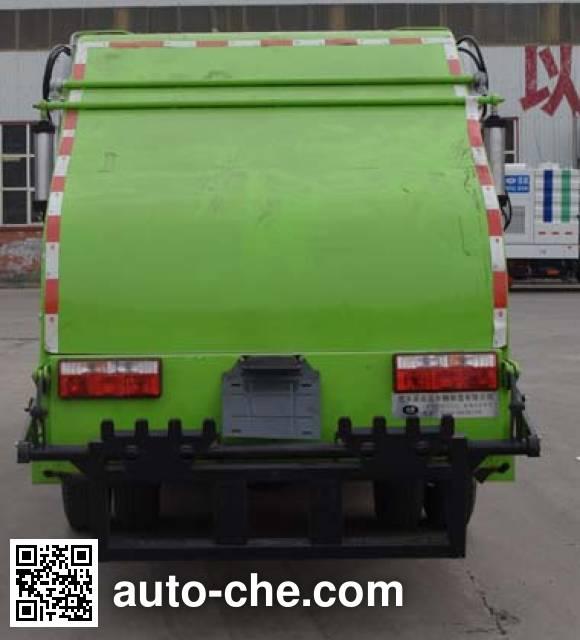 Yongkang CXY5080ZYSTG5 garbage compactor truck
