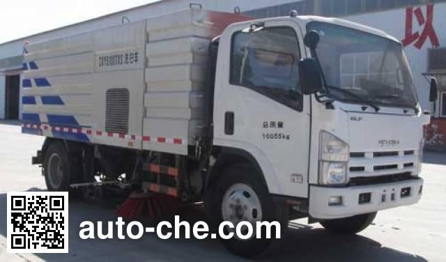 Yongkang CXY5100TXS street sweeper truck