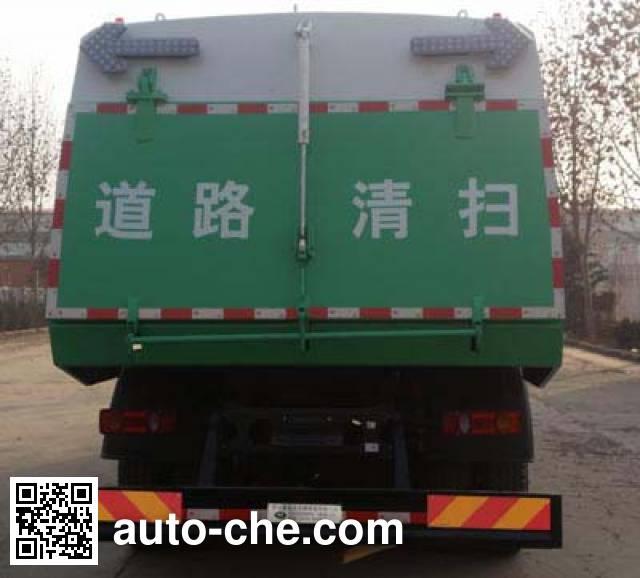 永康牌CXY5160TSLTG5扫路车