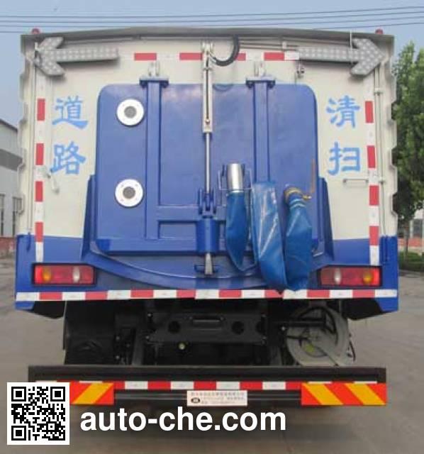 永康牌CXY5163TXS洗扫车