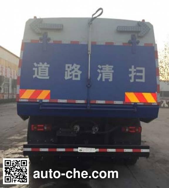 永康牌CXY5168TSLG5扫路车