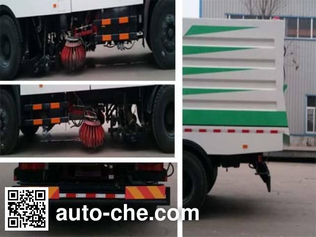 Yongkang CXY5250TXSG5 street sweeper truck