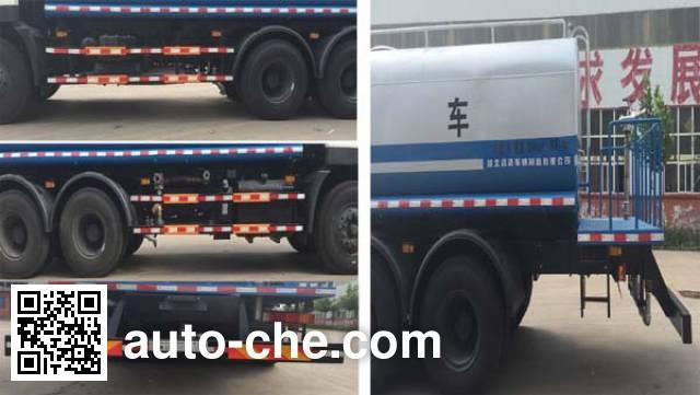 Yongkang CXY5252GSS sprinkler machine (water tank truck)
