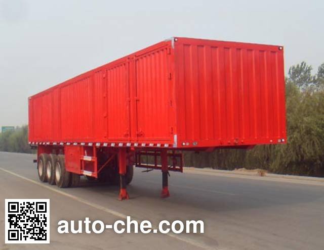 Yongkang CXY9403XXY box body van trailer