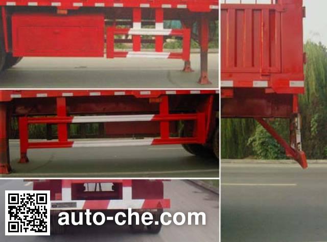 Yongkang CXY9400CCYA stake trailer