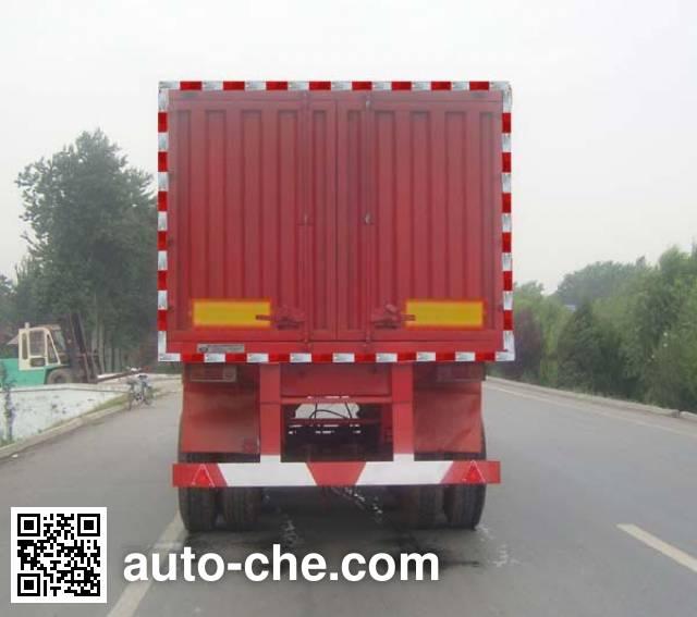 Yongkang CXY9400XXYA box body van trailer