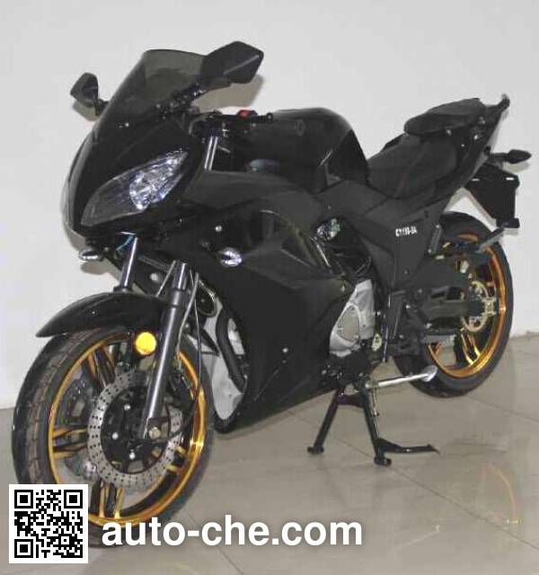 Zhongya CY150-3A motorcycle