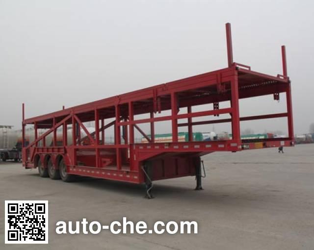 Longyida CYL9200TCC vehicle transport trailer