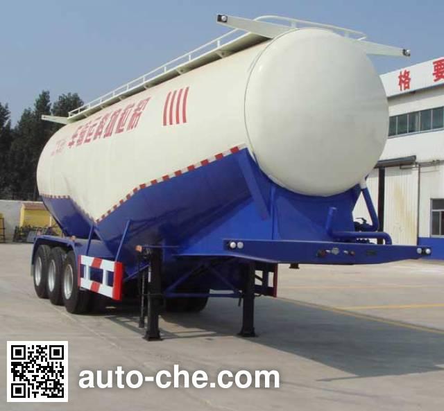 Longyida CYL9400GFL medium density bulk powder transport trailer