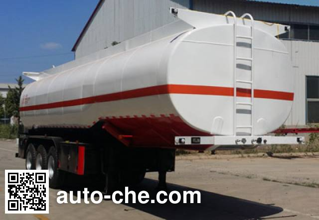 Longyida CYL9400GYS liquid food transport tank trailer