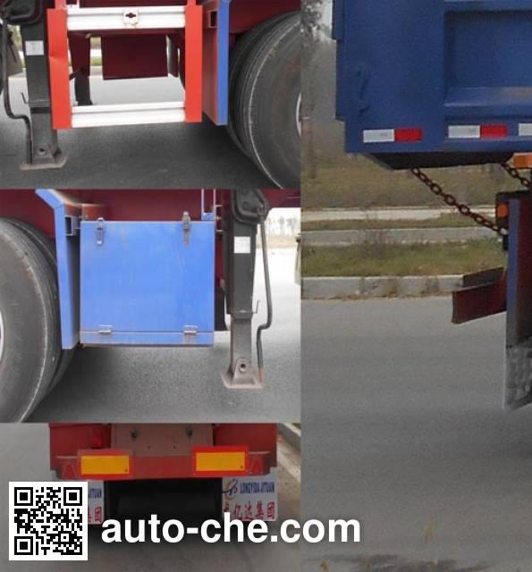 Longyida CYL9400ZZX dump trailer