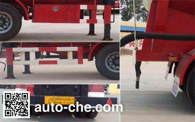 Longyida CYL9401GXH ash transport trailer