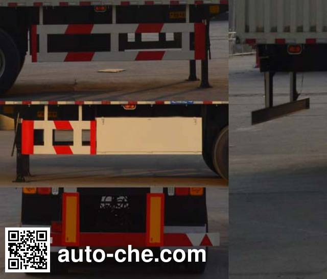 Longyida CYL9401XYK wing van trailer