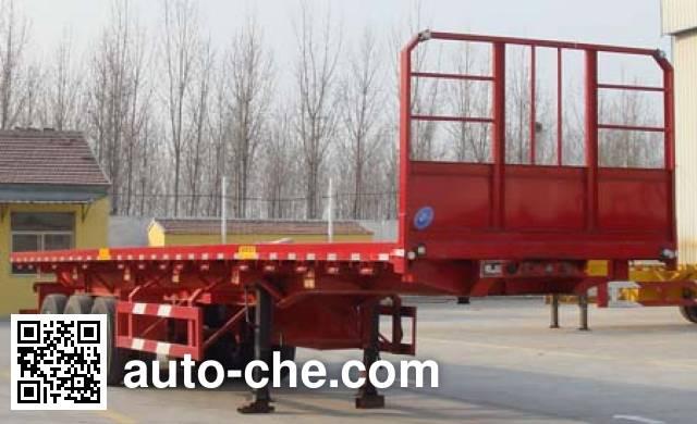 Longyida CYL9401ZZXP flatbed dump trailer