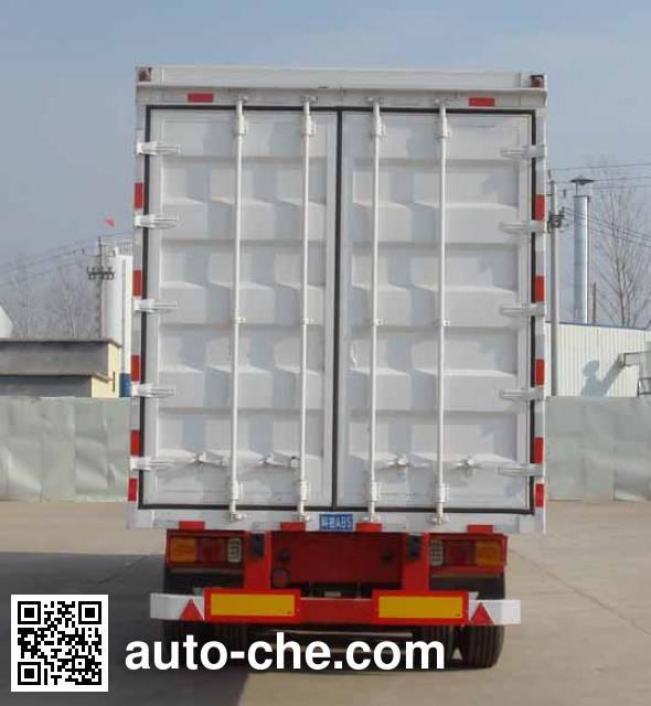 Longyida CYL9402XXY box body van trailer