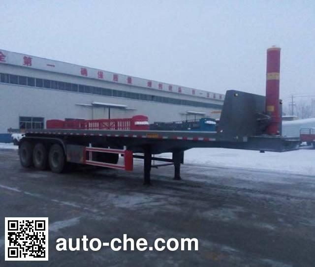 Longyida CYL9403ZZXP flatbed dump trailer
