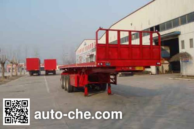 Longyida CYL9404ZZXP flatbed dump trailer