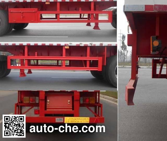 Longyida CYL9405XXY box body van trailer