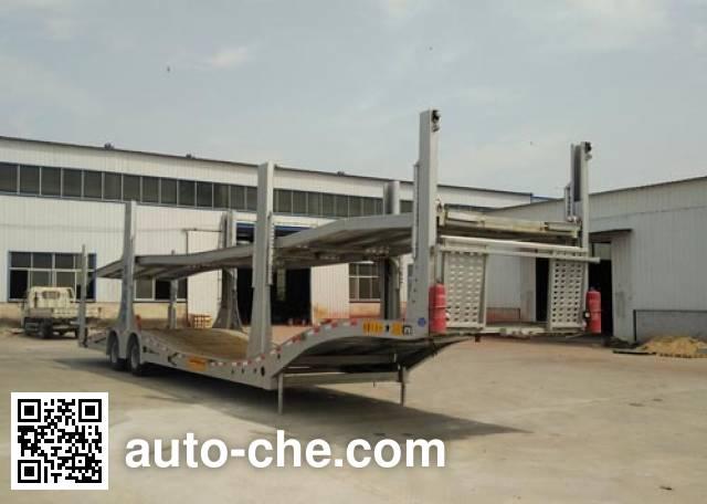 Huawei Xiangyun CYX9201TCC vehicle transport trailer