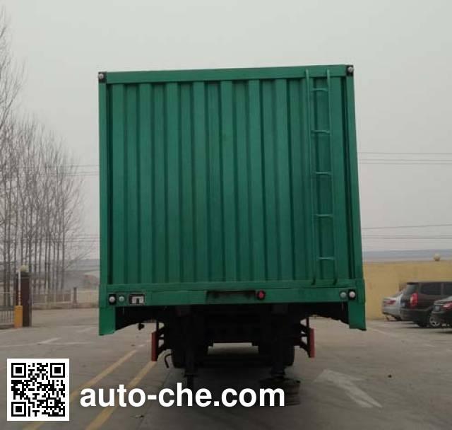 Huawei Xiangyun CYX9400XXY box body van trailer