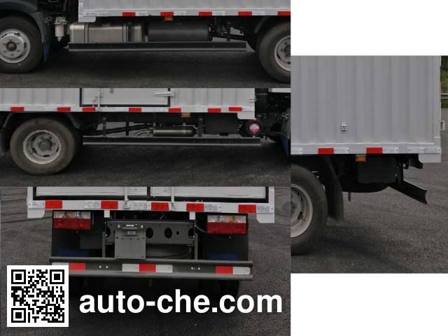 Changzheng CZ5080XXYSQ15 box van truck